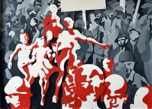 Une histoire de tableau perdu... dans Art hommesrouges-300x216